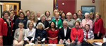 Congressman Patrick McHenry Visits With Enthusiastic, Supportive Gaston County Republican Women (NC)