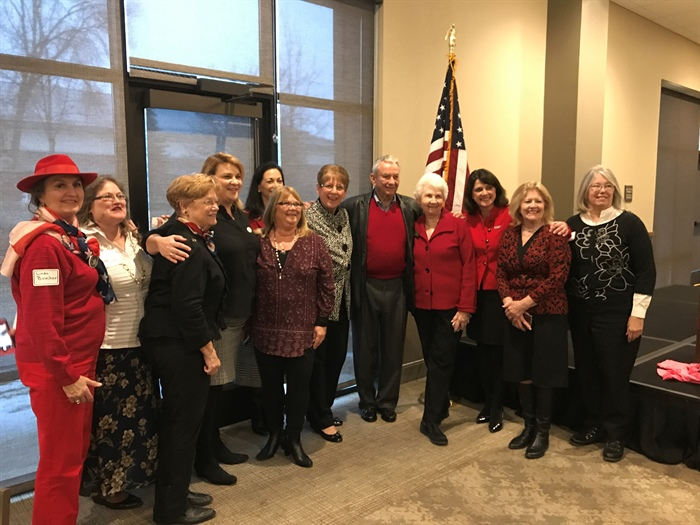 Wisconsin Republican Women Honored for Helping to Elect President Trump