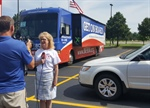 Almond Criss-Crosses Nation on NFRW's 'Destination: White House' Tour