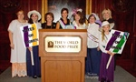 Governor Proclaims July 'Iowa Women's Suffrage Month' During IowaFRW Suffrage Centennial Gala