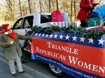 Triangle Republican Women (NC) on Parade