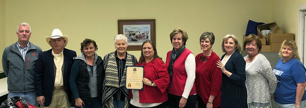 NFRW Approves Charter of Kentucky Club