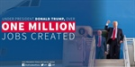 Republican Women Applaud President's Success in Adding 1 Million U.S. Jobs