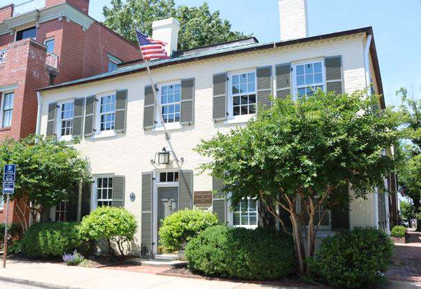 NFRW Headquarters, 124 N. Alfred Street, Alexandria, Virginia