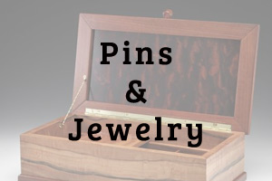 NFRW Store, Pins & Jewelry