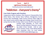 Darke County Republican Women's Club (Ohio) to host Public Information Program on Addiction