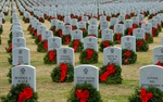 Armed Services Committee Sponsors 'Wreaths Across America' Project
