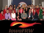 Iowa Federation of Republican Women Welcomes Sen. Ernst to Spring Conference