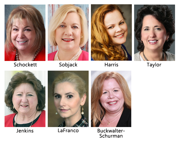 NFRW Slate of Officers for 2020-21 Announced