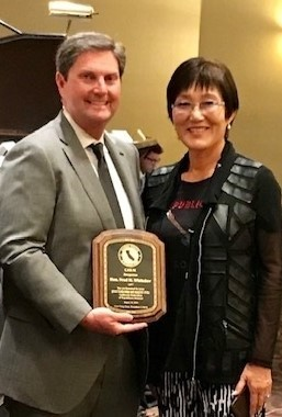 California Federation Recognizes Orange County GOP Chair for Support