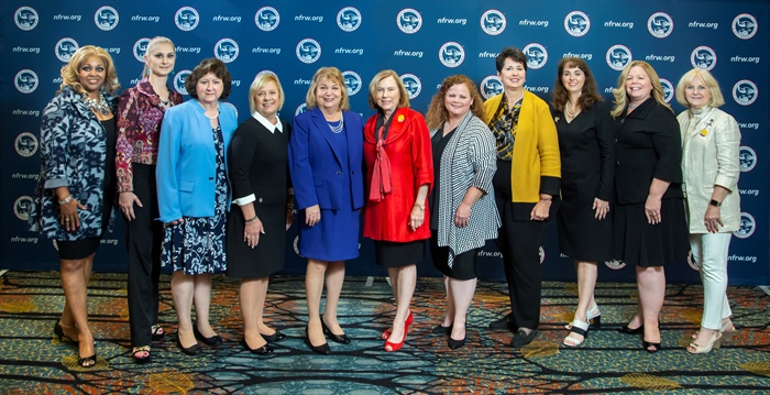 2020-2021 Executive Committee Elected at Convention