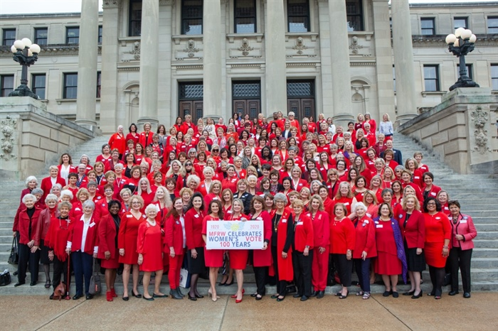 Mississippi Federation of Republican Women Chooses Issues to Support