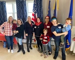 Republican Women's Club of Columbia & Rensselaer Counties (NY) Hosts Fundraiser for Veterans