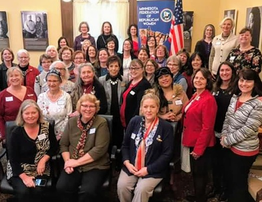 Minnesota Federation Holds Succesful 'Republican Women's Day at the State Capitol' Event