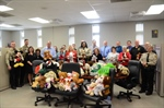 Sweet Union Republican Women (NC) Teddy Bear Project