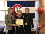Cherry Creek Republican Women (CO) Receives Membership Award