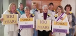 Alexander County RWC (NC) Celebrates Women's Vote Centennial