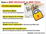 Send a Big Message to Big Tech: Stop the Censorship