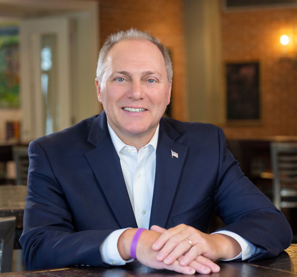 On the Issues Virtual Briefing: Steve Scalise, House Republican Whip