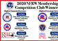 NFRW Membership Committee Announces 2020 Membership Competition...