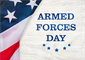 Recognizing Armed Forces Day on May 15
