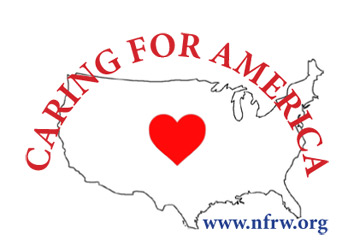 Caring for America Logo