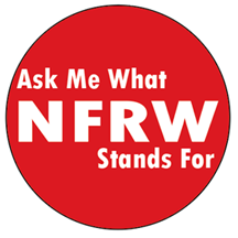 Ask Me What NFRW Stands For